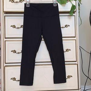 Lululemon black leggings!